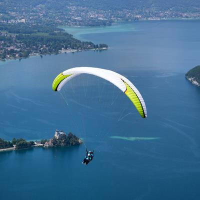 Annecy paragliding tandem  – discovery flight - Photo 1